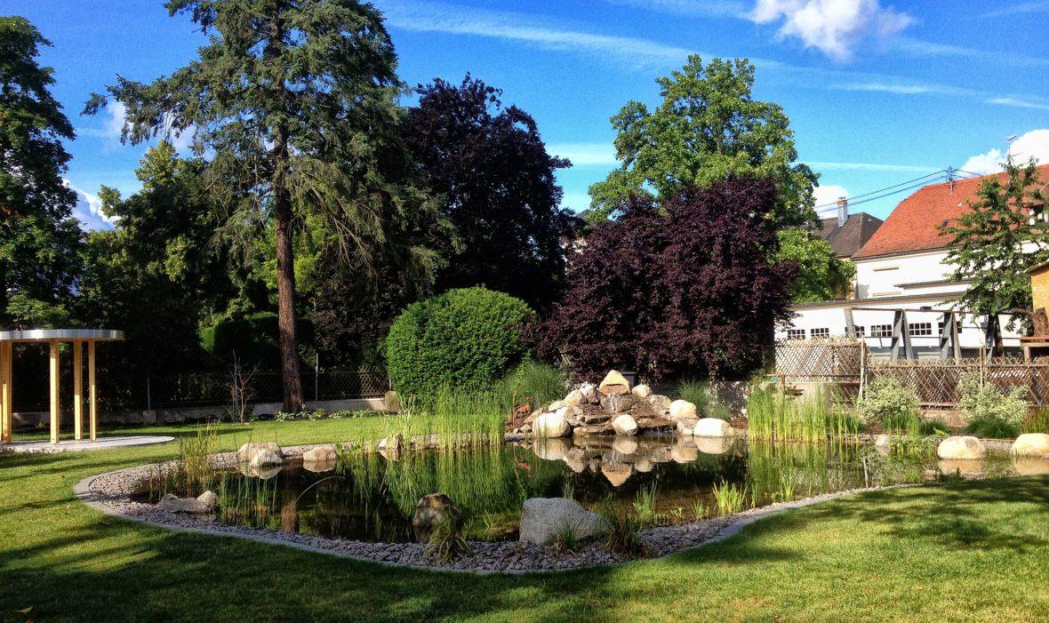 bassin aquatique - alsavert